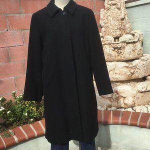 HARVE BENARD Women's Long Jacket Coat Winter L